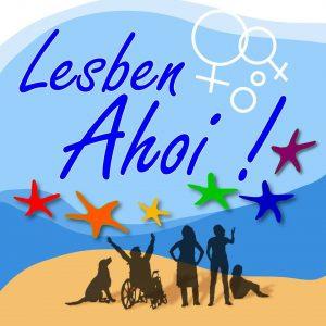 Logo: Lesben ahoi