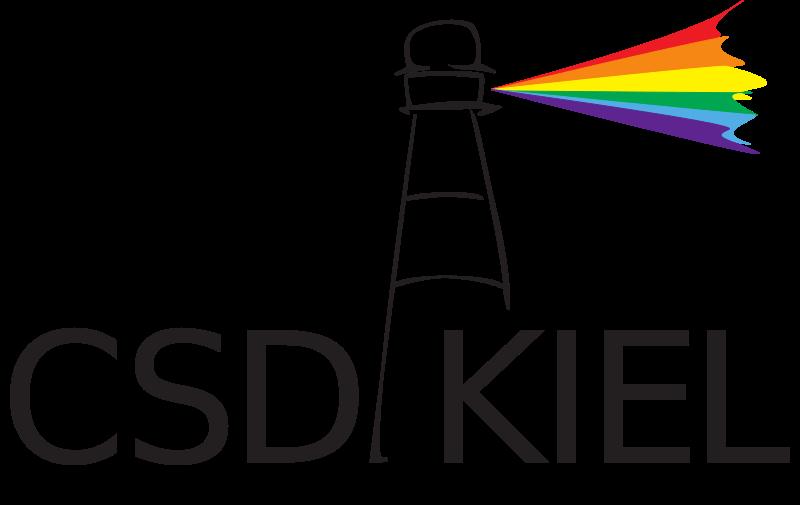 Logo: CSD Kiel e.V.