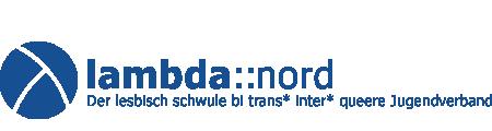 Logo: Jugendnetzwerk lambda::nord e.V.