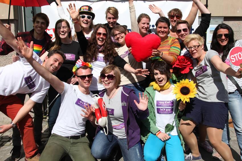 Bild: queer students group