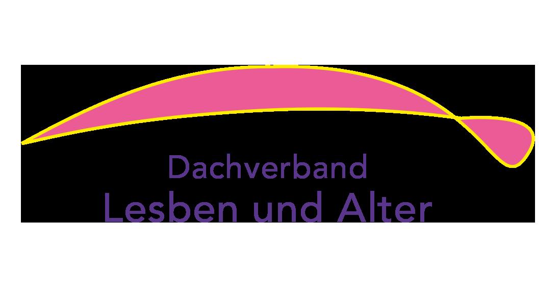 Logo: Dachverband Lesben & Alter e.V.