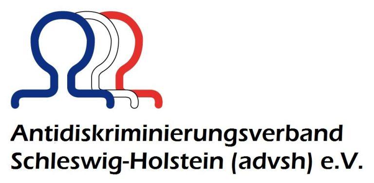 Logo: Antidiskriminierungsverband SH e.V.