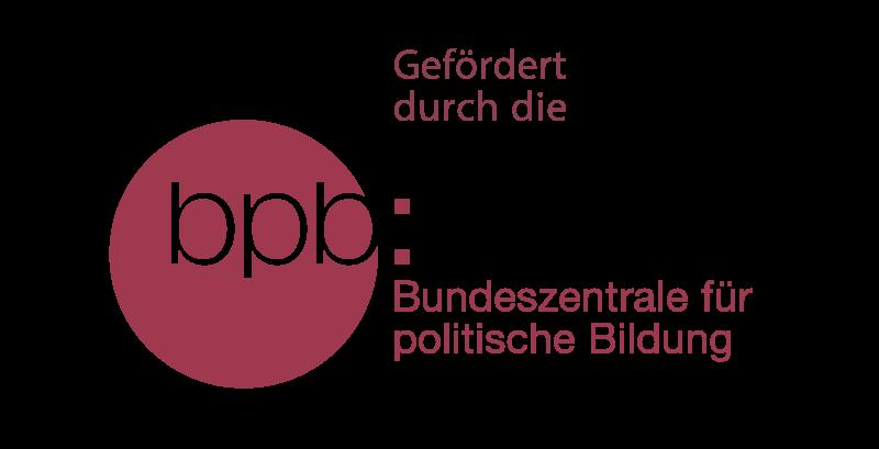 Logo: Bundeszentrale für politische Bildung